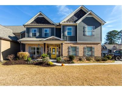Buford Single Family Home For Sale: 3697 Antares Drive