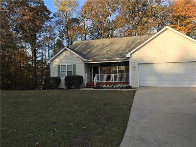 Buford Single Family Home For Sale: 3366 Duncan Bridge Trail