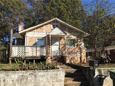 Atlanta Single Family Home For Sale: 830 Westmont Road SW