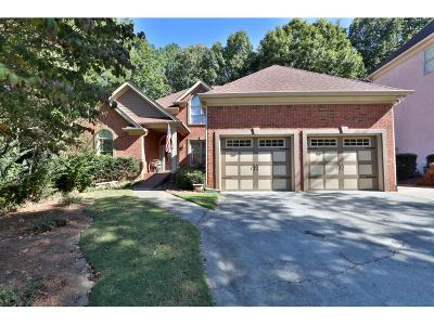 Woodstock Single Family Home For Sale: 3220 Eagle Watch Drive