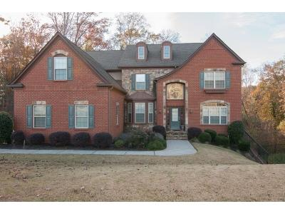 Kennesaw Single Family Home For Sale: 1801 Nemours Court