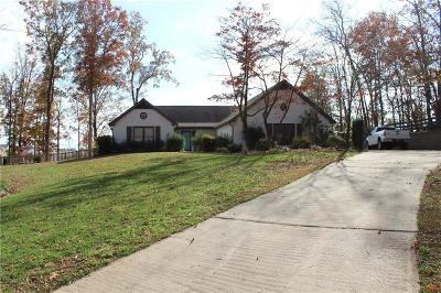 Cumming Single Family Home For Sale: 5635 Sourwood Road