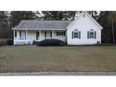 Walton County Single Family Home For Sale: 412 Spruce Lane