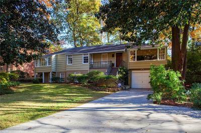 Atlanta Single Family Home For Sale: 1179 Goodwin Road NE