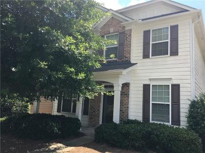 Atlanta Condo/Townhouse For Sale: 677 Providence Place SW