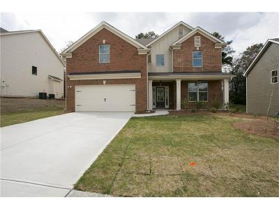 Lithonia Single Family Home For Sale: 2430 Overlook Ave