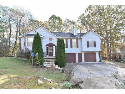 Canton Single Family Home For Sale: 409 Fairington Lane