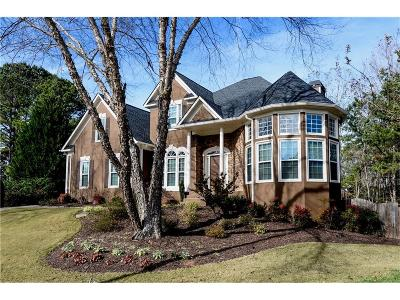 Roswell Single Family Home For Sale: 630 Olde Shire Court