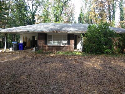 Canton Single Family Home For Sale: 415 Butterworth Road