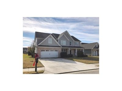 Cartersville Single Family Home For Sale: 17 Cottage Walk NW