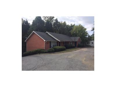 Canton Multi Family Home For Sale: 200 Dr John T Pettit Street
