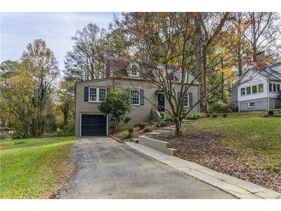 Decatur Single Family Home For Sale: 445 Superior Avenue