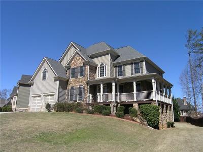 Acworth Single Family Home For Sale: 5610 Hollowbrooke Lane NW