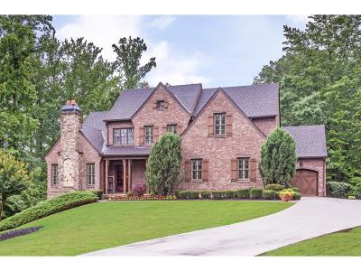 Marietta Single Family Home For Sale: 2885 Julias Way