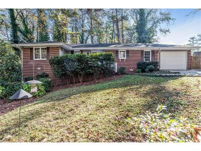 Atlanta Single Family Home For Sale: 2951 Briarcliff Road