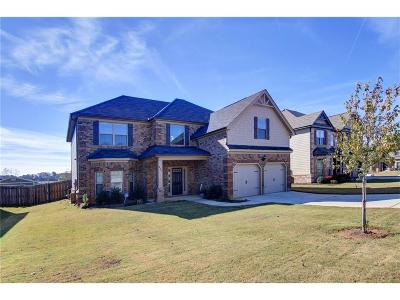 McDonough Single Family Home For Sale: 841 Nevis Way