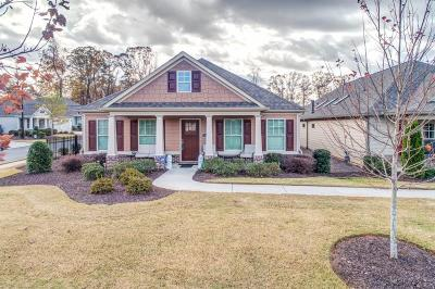 Powder Springs Single Family Home For Sale: 2070 Belaire Drive