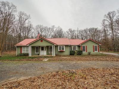 Kingston Single Family Home For Sale: 254 Jimmie Nelson Road