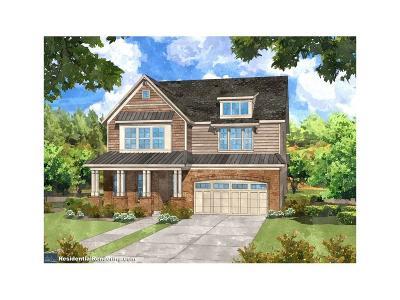 Smyrna Single Family Home For Sale: 453 Crimson Maple Way #44
