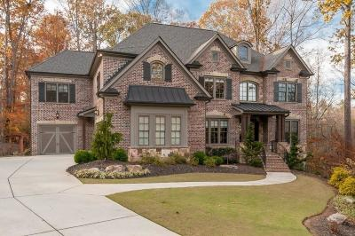 Cumming Single Family Home For Sale: 2215 Manor Creek Court
