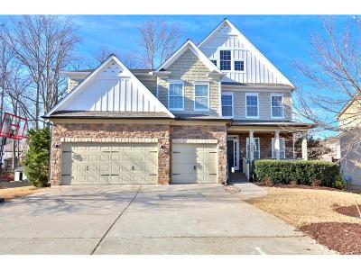 Cumming Single Family Home For Sale: 4520 Trailmaster Circle