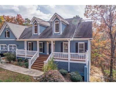 Cartersville Single Family Home For Sale: 81 Lake Top Drive SE