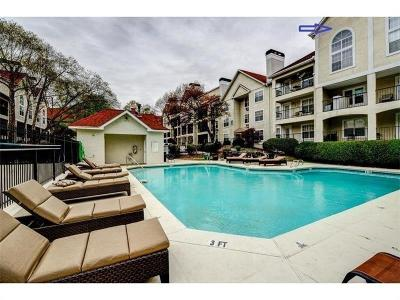 Atlanta Condo/Townhouse For Sale: 3655 Habersham Road NE #337