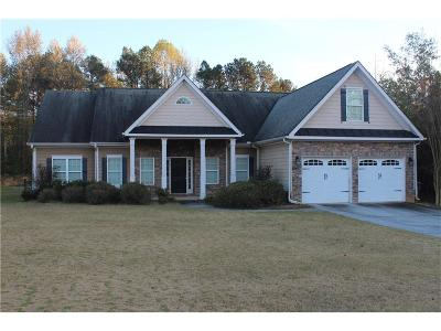 Loganville Single Family Home For Sale: 485 Langley Creek Drive