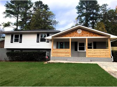 Decatur Single Family Home For Sale: 1977 Twin Falls Road