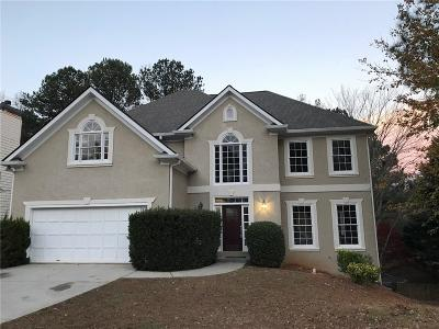 Suwanee GA Single Family Home For Sale: $349,900