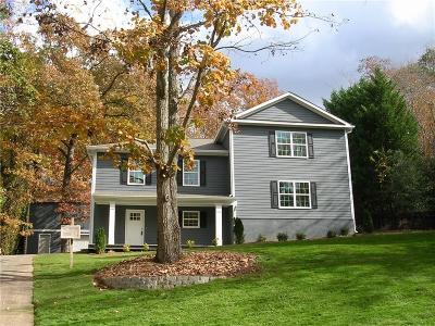 Marietta GA Single Family Home For Sale: $375,000