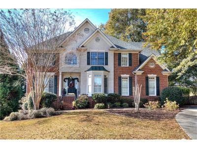 Cartersville Single Family Home For Sale: 3 Oxford Drive