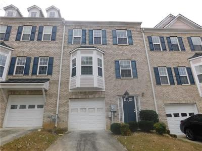 Buford Condo/Townhouse For Sale: 2115 Millgate Lane
