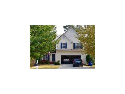 Lawrenceville Single Family Home For Sale: 495 Cedarhurst Road