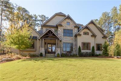 Single Family Home For Sale: 695 Glenairy Drive NE