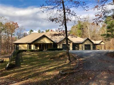 Habersham County Single Family Home For Sale: 1131 E Mize Road