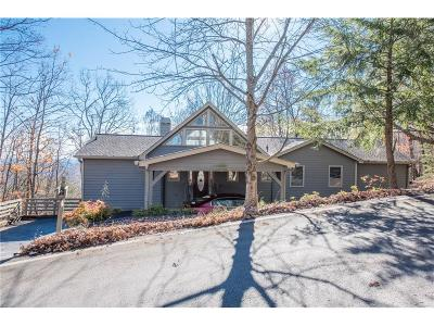 Big Canoe Single Family Home For Sale: 1020 McElroy Mountain Drive #2090