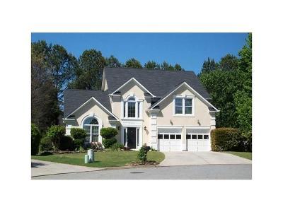 Peachtree Corners Single Family Home For Sale: 4767 Grand Heron Court