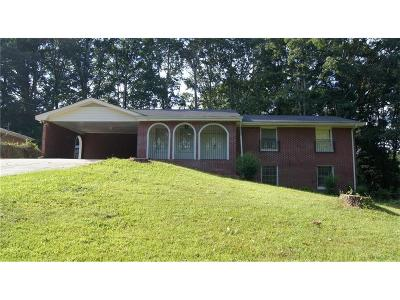 Lawrenceville Single Family Home For Sale: 3289 N Creekview Drive