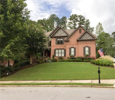 Milton Single Family Home For Sale: 505 Greenview Terrace