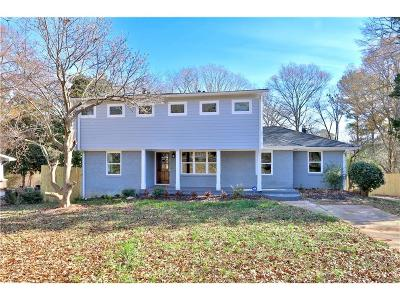 Decatur Single Family Home For Sale: 2463 Tilson Road