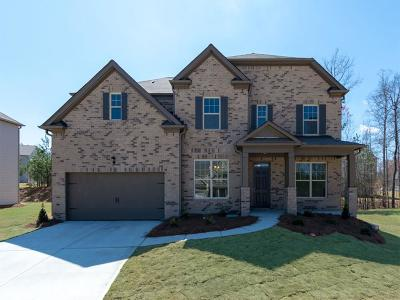 Powder Springs Single Family Home For Sale: 3453 Laurel Knoll Court