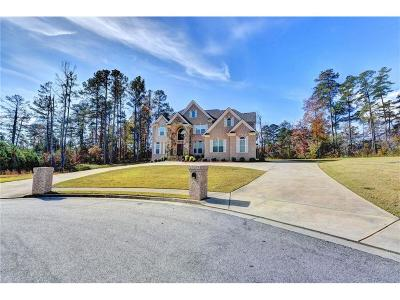 Snellville Single Family Home For Sale: 3679 Kilpatrick Court