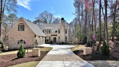 Sandy Springs GA Single Family Home For Sale: $1,449,000