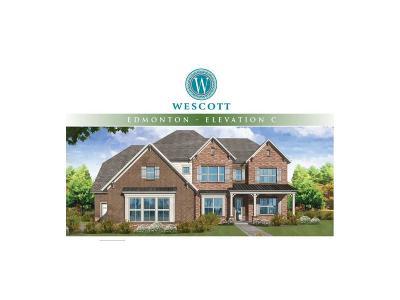 Forsyth County Single Family Home For Sale: 850 Wescott Avenue