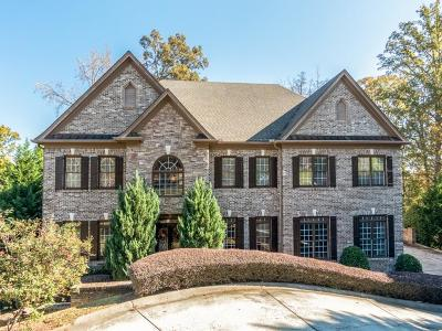 Forsyth County Single Family Home For Sale: 8570 Merion Drive