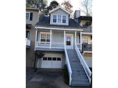 Smyrna Condo/Townhouse For Sale: 5282 Afton Way SE
