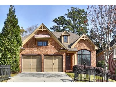 Alpharetta Single Family Home For Sale: 10997 Waters Road