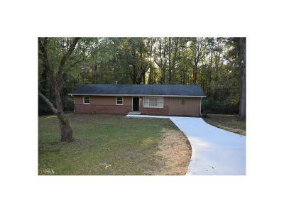 Walton County Single Family Home For Sale: 759 Twin Pines Road