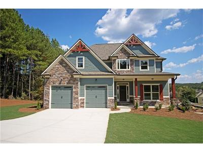 Cartersville Single Family Home For Sale: 4 Greystone Way